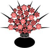 Vase των λουλουδιών Στοκ φωτογραφία με δικαίωμα ελεύθερης χρήσης