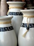 Vase aboriginal Royalty Free Stock Image