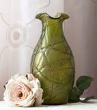 Vase art noveau Stock Image