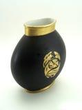 Vase auf Weiß Lizenzfreie Stockbilder