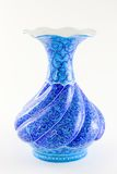 Vase_blue Stock Photos