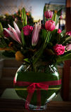 Vase Blumen Stockfotografie