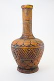 Vase_brown Royalty Free Stock Photo