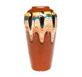 Vase Brown Royalty Free Stock Images