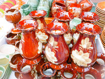vase ceramic Stock Photography