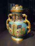 vase chinois Photos stock