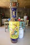 Vase chinois de luxe Photo libre de droits
