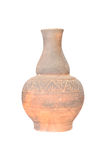 Vase Clay Handmade Royalty Free Stock Photo