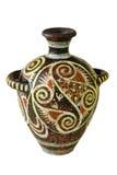 Vase crétois photographie stock libre de droits