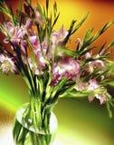 Vase de fleurs photo libre de droits