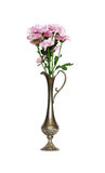 Vase With Flower Royalty Free Stock Photo
