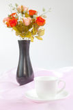 Vase flower Royalty Free Stock Photo