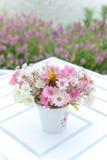 Vase flower Stock Photography