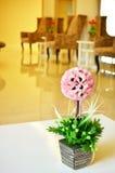 Vase of flower Stock Images