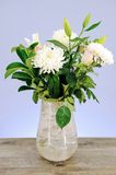 Vase Of Flowers Royalty Free Stock Photography