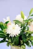 Vase Of Flowers Stock Photo