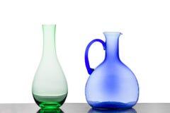 Vase and Jug Stock Photo