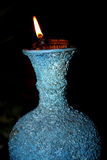 Vase Lamp Stock Photo