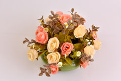 Vase of Roses Royalty Free Stock Photos
