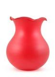 Vase rouge Photos libres de droits