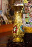 Vase silver Royalty Free Stock Photos