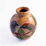 Vase von San Juan Del Oriente Lizenzfreie Stockfotos