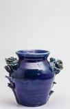 Vase on a white background. Stock Images