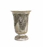 Vasen vom Silber Stockfotografie