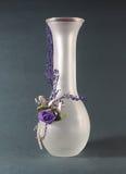 Vases à conception intérieure Photo stock