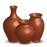 Vases Royalty Free Stock Photos