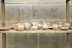 Vases and artisanal vessels Royalty Free Stock Photo