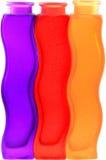 Vases colorés Image stock
