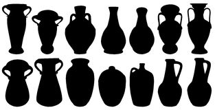 Vases and vessels. Stock Photography