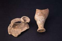 Vasi antichi Fotografie Stock