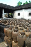 Vasi in Cina Fotografie Stock Libere da Diritti