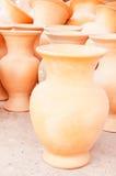 Vasi di argilla Fotografie Stock Libere da Diritti