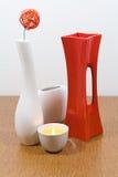 Vasi di disegno Immagine Stock