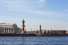 Vasilevsky Island Stock Photos