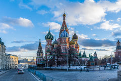 Vasili Blajeni Москва 2 стоковые изображения rf