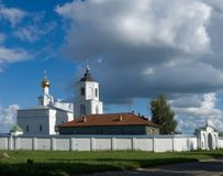 Vasiliev monastery Royalty Free Stock Photography