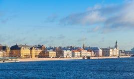 Vasilievsky Island, Saint Petersburg, Russia Stock Photos