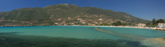 Vasiliki Lefkas island Stock Photography