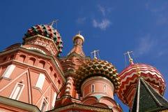 Vasiliy Blajenniy katedra zdjęcia stock