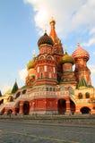 Vasiliy Blazhenniy church in Moscow Royalty Free Stock Photography