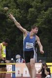 Vasiliy Charlamov at IAAF decathlon meeting Royalty Free Stock Photo