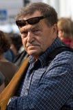 Vasily Aksionov, escritor Fotos de Stock Royalty Free