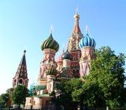 Vasily Blazhennogo's cathedra Royalty Free Stock Photo