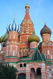 Vasily's cathedral Blissful Royalty Free Stock Images