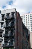 Évasion d'incendie Photo stock