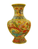 Vaso chinês imagem de stock